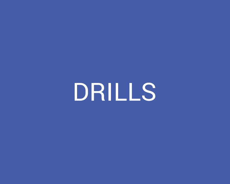 NC Spot Drill